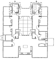 House Plans With A Courtyard Traditional Chinese Courtyard Residence Floor Plan Google Search