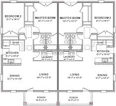 marvellous ideas duplex house plans 2 br 1 floor with garage small