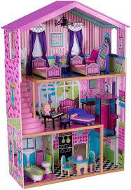 kidkraft suite elite mansion doll house amazon co uk toys u0026 games
