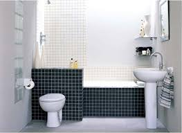 white tiled bathroom ideas black and white tiled bathroom home design