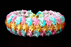 bracelet rubber bands youtube images How to make a fish scale advanced needs 4 rainbow looms jpg