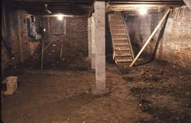 creepy basement stairs i m coming up the stairs classic halloween