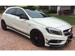 mercedes hatch amg mercedes a45 amg 2015 4matic 2 0 in selangor automatic