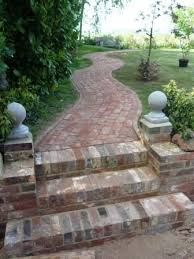 Brick Stairs Design Adorable Brick Stairs Design 1000 Ideas About Brick Steps On