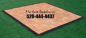 floor rentals tucson floors risers rental rent floors risers tucson az