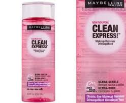2 pk maybelline new york clean express clic eye makeup remover 4 fluid ounce