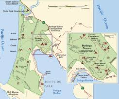 Green Ridge State Forest Camping Map by Hiking Trails U2014 Visit Jenner By The Sea