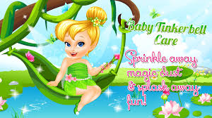 baby tinkerbell care android apps google play