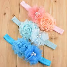 flowers for headbands online get cheap silk flowers for baby headbands aliexpress