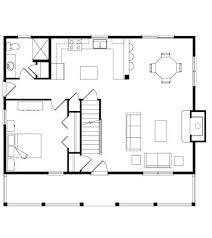 cabin floor plans loft house plans with lofts loft style floor plans house plans home
