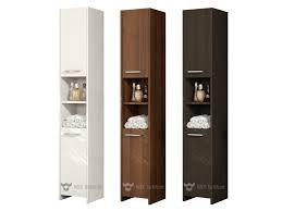High Gloss Bathroom Furniture Slim High Gloss Bathroom Cabinet Bathroom Cabinets