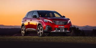 peugeot 3008 2018 peugeot 3008 review caradvice