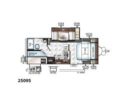 Rockwood Camper Floor Plans 2018 Forest River Rockwood Mini Lite 2509s Murray Ut Rvtrader Com