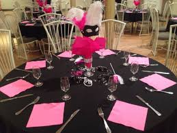Sweet 16 Party Centerpieces For Tables by 29 Best Masquerade Party Images On Pinterest Masquerade Party