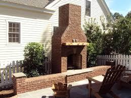 outdoor brick fireplace designs photos images design plans pits
