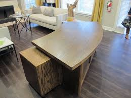Maple Reception Desk by Tables Modern Maple Office Desk With Durable But Yet Very Simple