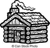 log cabin drawings log cabin illustrations and stock art 646 log cabin illustration
