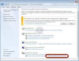 performance du bureau pour windows aero résolution problèmes performances utilitaire windows
