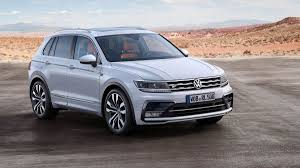 volkswagen models vw euro tiguan at the frankfurt motor show