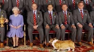 Queen Corgis Queen Elizabeth And Her Corgis An Adorable Retrospective Nbc News