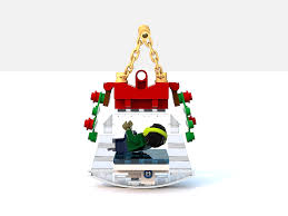 lego ideas christmas ornaments