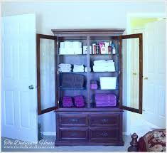 repurpose china cabinet in bedroom china hutch cabinet repurpose the dedicated house
