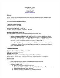 Resume Volunteer Experience Examples by A Href U003d