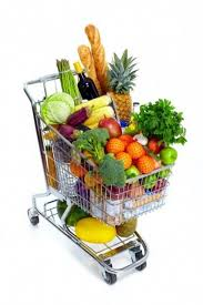 eating grocery list for beginners