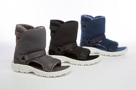 ugg s shoes ugg and teva teamed up to the s ugliest shoe racked