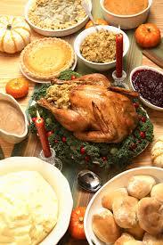 thanksgiving traditional americanhanksgiving dinner