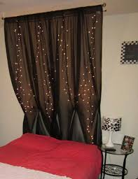 Sheer Curtains Over Bed Curtains Curtain Headboard Designs 25 Best Ideas About Curtain Rod