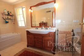 Schlafzimmer Orange Luxusvilla Altea Costa Blanca Spanien Altea Hills Villa Mit 5