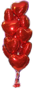 valentines day balloon delivery valentines day balloons delivered
