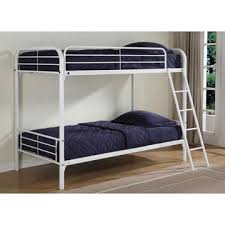 White Metal Bunk Bed Bunk Beds Shopping Fuziz