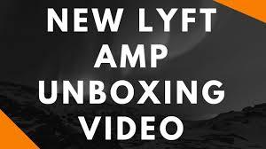 lyft light up beacon new lyft amp unboxing video youtube