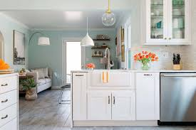 Remodeled Kitchen Cabinets Replace Refinish Or Reface Five Things To Consider In A Kitchen