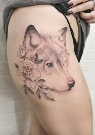 wolf wolf tattoos wolf and