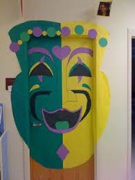 mardi gras door decorations mambo into toddler twos mardi gras bulletin board class room