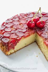 cherry upside down cake recipe cherry cake recipe