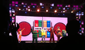Images Of Yo Gabba Gabba by Yo Gabba Gabba Live It U0027s Time To Dance U0027 Gets St Louis Dancing