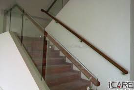 Glass Stair Rail by Staircase Railing Designs With Glass 12 Best Staircase Ideas