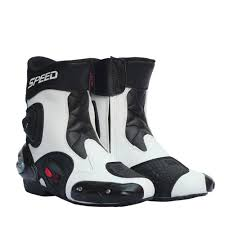 motorcycle racing boots aliexpress com buy motorcycle racing boots pro biker speed a004