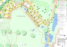 ltdp and plans for lodge accommodation submitted by chessington