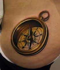 3d Compass Tattoos Pin By Paulo Castro On Caminho Compass