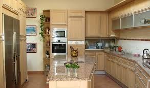porte cuisine chene cuisine en chene clair photos de conception de maison brafketcom