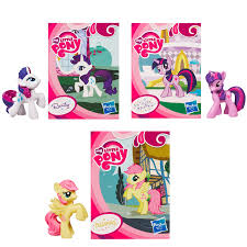 My Little Pony Blind Bag Wave 1 My Little Pony Kiosk Pony Blind Bag Assorted Toys R Us