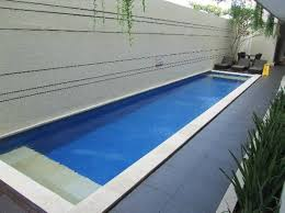 small outdoor pool ideas lap pool jpg 1161 869 home