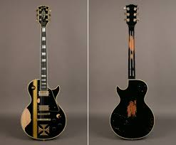 james hetfield u0027s u002773 gibson les paul custom a k a iron cross