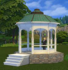 wedding arches in sims 4 bioshock infinite gazebo as a wedding arch simsworkshop