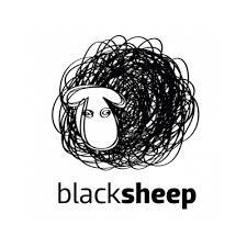black sheep logo design blacksheep logo design on behance